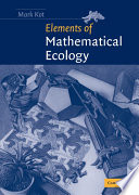 Application Of Control Theory In Ecology Lecture Notes In Biomathematics [Pdf/ePub] eBook