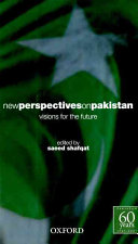 New perspectives on Pakistan