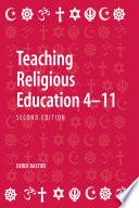 Teaching Religious Education 4 11