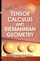 Tensor Calculus and Riemannian Geometry