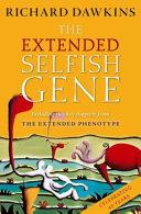 The Extended Selfish Gene