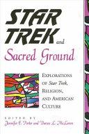 Star Trek and Sacred Ground ebook