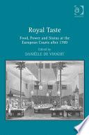 Royal Taste Book PDF