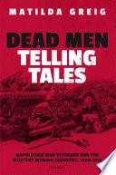 Dead Men Telling Tales