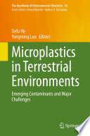 Microplastics in Terrestrial Environments Book
