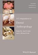 A Companion to Dental Anthropology [Pdf/ePub] eBook