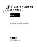 African American Almanac  Culture
