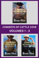 Cowboys of Cattle Cove Volumes 1-3 Pdf/ePub eBook