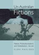 Un-Australian Fictions Pdf/ePub eBook