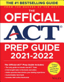 The Official ACT Prep Guide 2021 2022   Book   6 Practice Tests   Bonus Online Content