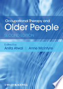Occupational Therapy and Older People Book