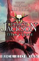 Percy Jackson and the Titan's Curse banner backdrop