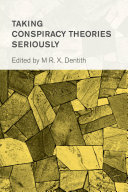 Taking Conspiracy Theories Seriously Pdf/ePub eBook