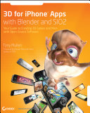 3D for iPhone Apps with Blender and SIO2
