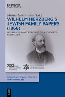 Wilhelm Herzberg's Jewish Family Papers (1868) Pdf/ePub eBook