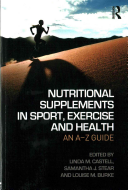 Nutritional Supplements in Sport  Exercise and Health Book