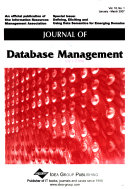 Journal of Database Management