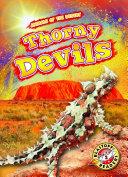 Pdf Thorny Devils