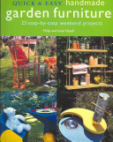 Quick and Easy Handmade Garden Furniture
