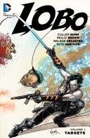 Lobo Vol. 1: Targets Book