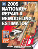 2005 National Repair Remodeling Estimator