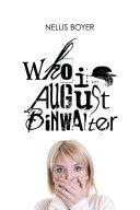 Who Is August Binwalter Pdf/ePub eBook