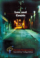 Law and Courts: Current Perspective from InfoTrac