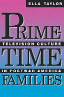 Prime-Time Families [Pdf/ePub] eBook