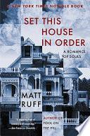 """Set This House in Order"" by Matt Ruff"