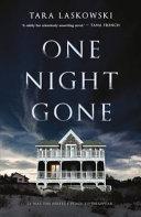 One Night Gone Pdf/ePub eBook