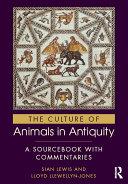 The Culture of Animals in Antiquity Pdf/ePub eBook