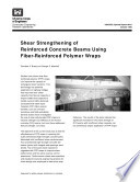 Shear Strengthening of Reinforced Concrete Beams Using Fiber Reinforced Polymer Wraps