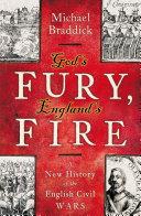God's Fury, England's Fire