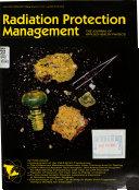 Radiation Protection Management