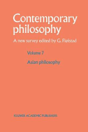Pdf Philosophie Asiatique/Asian Philosophy