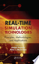Real Time Simulation Technologies  Principles  Methodologies  and Applications Book