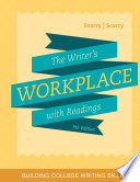 The Writer S Workplace With Readings Building College Writing Skills