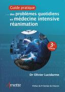 Pdf Guide pratique des problèmes quotidiens en médecine intensive réanimation Telecharger