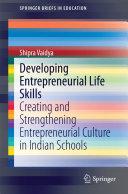 Developing Entrepreneurial Life Skills