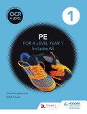 OCR A Level PE