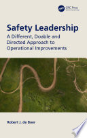 Safety Leadership Book
