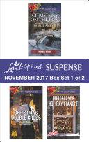 Harlequin Love Inspired Suspense November 2017 - Box Set 1 of 2