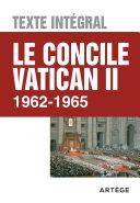 Pdf Le concile Vatican II - Texte intégral Telecharger
