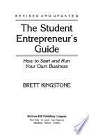 The Student Entrepreneur's Guide