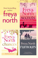 Freya North 3-Book Collection: Secrets, Chances, Rumours Book