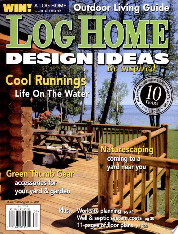 Log Home Design
