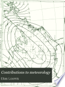 Contributions to Meteorology