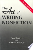 The Art of Writing Nonfiction Book