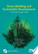 Green Building And Sustainable Development Book PDF