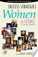 Success Strategies for Women in Science Book